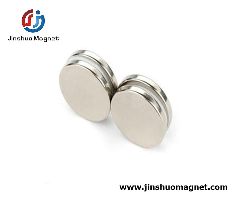 Neodymium Magnet Cylinder NdFeB Magnet Disc