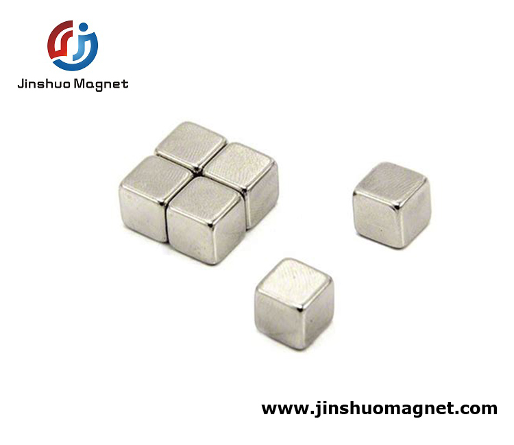 Rare Earth Square Magnet Sintered NdFeB Magnet